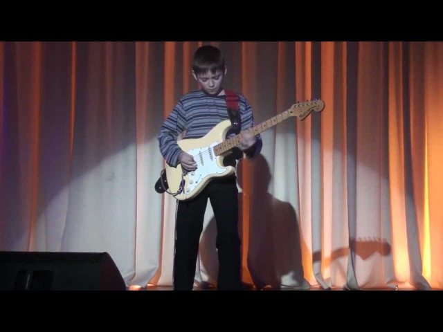 Вова Черноклинов-Still Got The Blues/ Vladimir Сhernoklinov