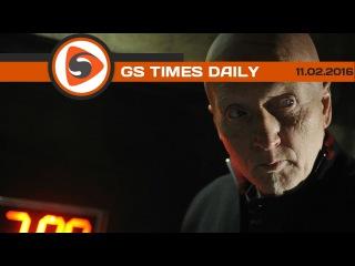 GS Times [DAILY]. «Пила 8», «Дэдпул 2», «Форсаж 8»