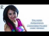 Dilnoza Akbarova - Muhabbatimsiz | Дилноза Акбарова - Мухаббатимиз (music version)
