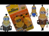 MINIONS 2015 ARCTIC KEVIN Figure Review МИНЬОНЫ КЕВИН Обзор