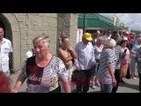 Алушта Крым  июнь 2016/ этого не покажут по тв ШОК!!!