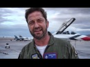 Gerard Butler Flies With The U S Air Force Thunderbirds