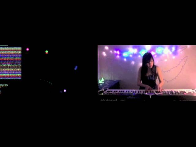Aivi surasshu Lonely Rolling Star Piano Chiptune Cover