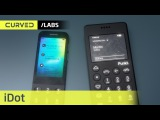 CURVED/labs: iDot, das Apple-Handy (If Apple made a dumbphone)