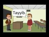 Saudi Arabic Lesson 1