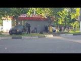 Сын экс-министра спорта РФ сорвал номера с BMW Х6 после аварии