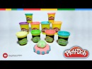 Play Doh toys - Play Doh glow in the dark - How to make a Spaceship || Toys Review for kids