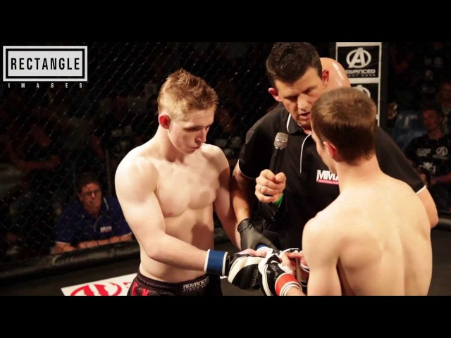 Eternal MMA 2 - Michael Tobin VS David Greaves - Featherweight Title Fight