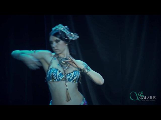 Mata Hari by Tiana Frolkina | Dragonfly Tribe @ SOLARIS Tribal Show | 2016