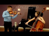 Edgar Meyer - Concert Duo for Bass and Violin, movement 1