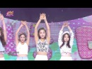 HOT Girls Day - I love you, 걸스데이 - 너를 사랑해, Celebration 400 Show Music core 20140308 кфк