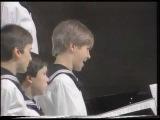 Vienna Boys Choir in Tokyo Japan in 1983 Part 2