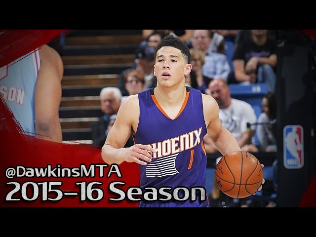 Devin Booker Full Highlights 2016.03.25 at Kings - 26 Pts, 5 Assists, PURE!