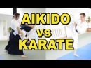 Aikido vs Karate - This Is What Would Really Happen