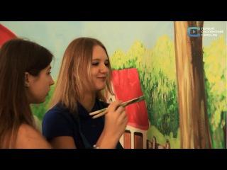 Специализированный дом ребёнка «Солнышко» посетили участники акции «Рисуем сказку»