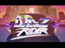 LA-Z Rider Couch Gag From Guest Animator Steve Cutts Season 27 THE SIMPSONS
