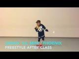 Фристайл от маленькой танцовщицы Nicki Minaj feat. Drake &amp Lil Wayne - Truffle butter