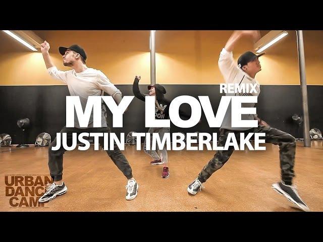 My Love - Justin Timberlake / Baiba Klints Choreography / 310XT Films / URBAN DANCE CAMP