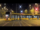 The world's longest tramcar the 2100 series CAF Urbos 3 56 meters