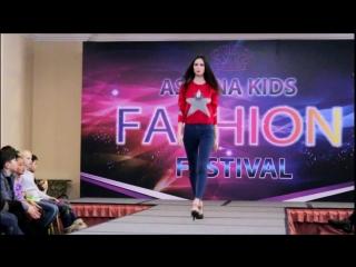 Backstage показа бутика Sesiliya shoping на фестивале