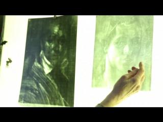 Музейные профессии. Тайны старых картин