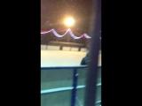 Каток в поселке Отрадное ЖК Отрада