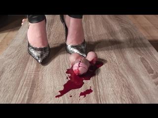 каблук уретра видео