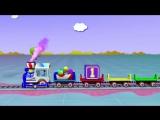 Паровозики. Развивающие мультики про поезда и паровозики все серии подряд. Сборник Зим Зум. больше видео в группе.