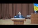 Виступ Русіна О. та Діденко В на засіданні 7 сесії обласної ради (01.06.2016р.)