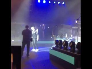 Ник выступил на приватной вечеринке в Сан-Антонио, Техас [12/02/16]