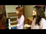Девушки классно спели Перемирие (ВИА ГРА cover),крутой голос,красивый вокал,шикарное исполнение,кавер на песню,талант