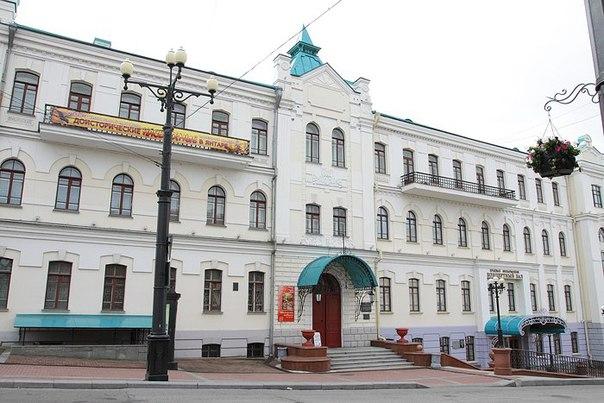 В Хабаровск едет выставка японских тканей и кимоно