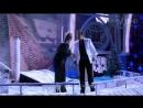 Павел Пушкин и Артур Васильев в новогоднем выпуске программы Две звезды . Эфир от 01.01.2014