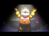 Five Nights at Freddys 4 Animation Song׃ Break My Mind (SFM FNAF Music Video)