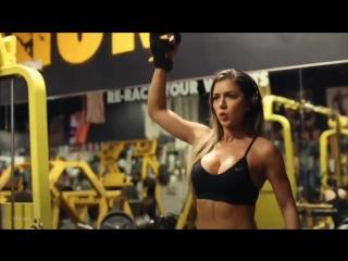 Очень красивая фитоняшка - Female Fitness HD Спортивные девушки, фитнес модели, няшка, девочки. Не секс sex не порно ню стриптиз