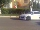 Audi R8 в новоселице