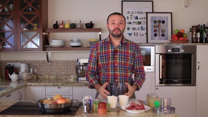 Как приготовить аутентичный зур бэлиш, татарский пирог с мясом и картошкой - татарская кухня, балиш » Freewka.com - Смотреть онлайн в хорощем качестве