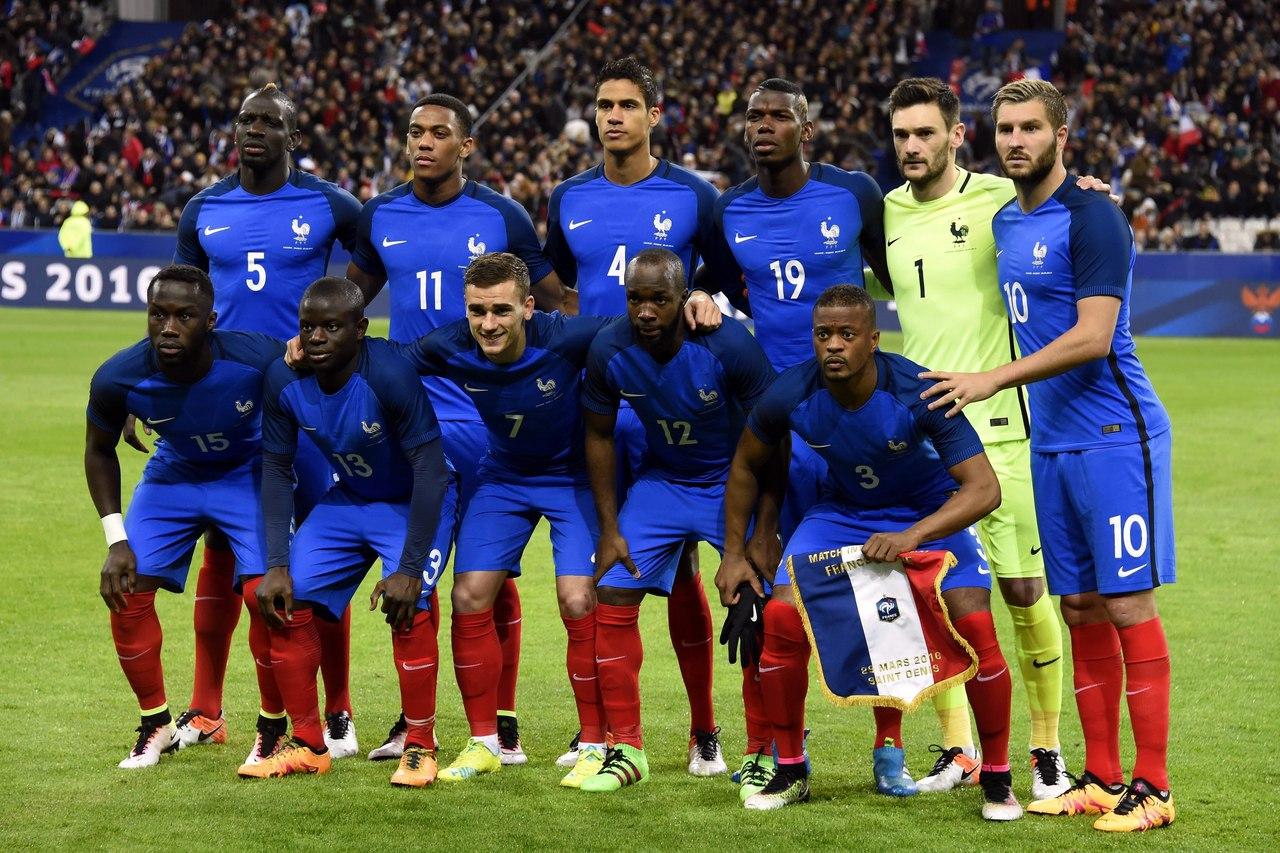 Участники Евро-2016. Сборная Франции