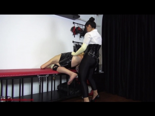 Ezada sinn - humiliating assfuck - mistress fucking her chaste bitch