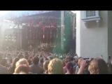 Apocalyptica - Enter Sandman (Фестиваль