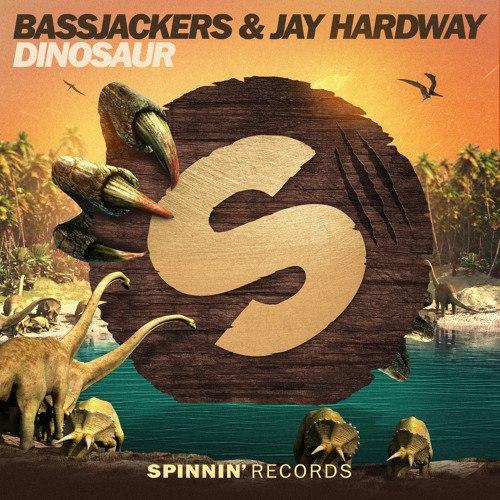 BASSJACKERS / JAY HARDWAY - DINOSAUR