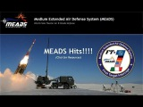 MEADS air defence missile Successfully Intercepts Air-Breathing Target White Sands Missile Range