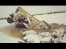 Дальнобойщики ДОРОГИ СЕВЕРА РОCСИИ ЗИМНИК ПОДБОРКА 12 Extreme Truck Driver Siberia selection 12
