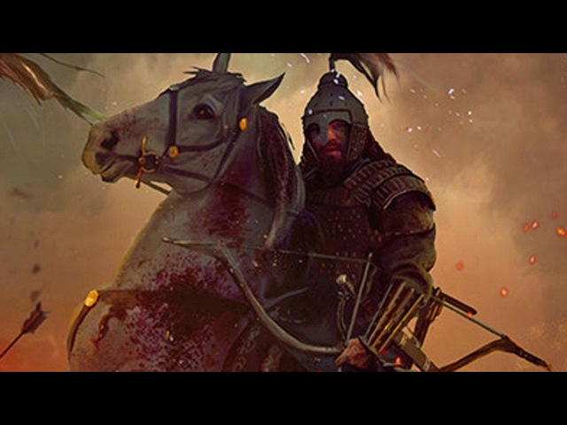 Hun İmparatorluğu Part 2 Çılgın Ateş ve Kelle Alma Attila Total War