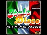 Danny Keith - Keep On Music (Club Mixx &amp Remix) Italo Disco Mix
