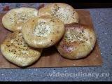 Узбекские Лепешки - Рецепт Бабушки Эммы Восточная кухня Как приготовить