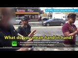 Эксперимент с иудейско-мусульманскими парами вызвал неоднозначную реакцию у жителей Нью-Йорка