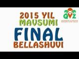 QVZ FINAL 2015 | КВЗ ФИНАЛ 2015