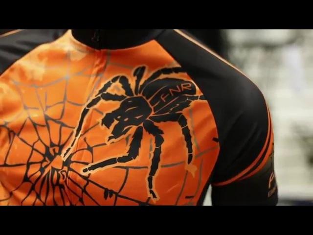 Funkier man часть 1. Реклама велосипедной одежды.