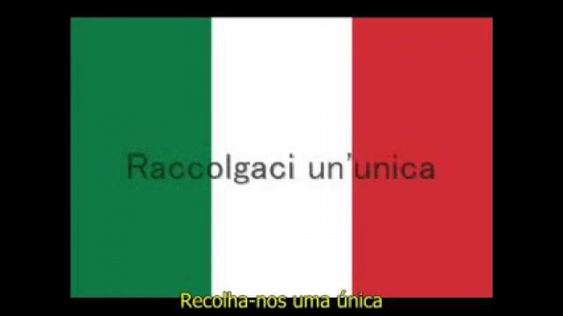 Hino da Itália - Traduzido e legendado PT - BR